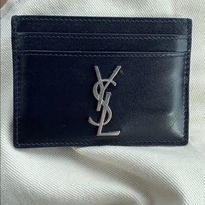 ysl cardholder
